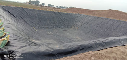 hdpe film, hdpe sheet, hdpe liner and hdpe geomembrane manufacturer, exporter & supplier from Vadodara, Gujrat, India - Image