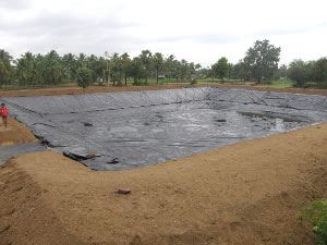 ldpe film, ldpe sheet, ldpe liner and ldpe geomembrane manufacturer, supplier and exporter, climax from vadodara, gujarat, India - Image
